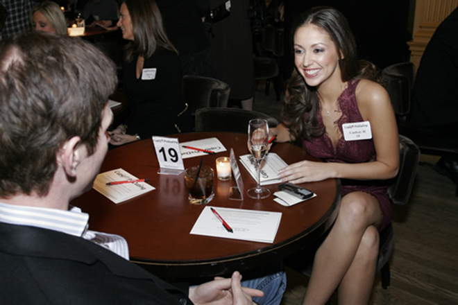 Speed dating latinos nyc