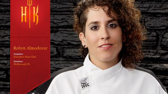 Latinos on the Rise: Chef Robyn Almodovar